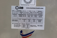 Характеристики руфтопа Dunham-Bush