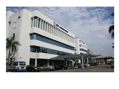 Завод DANHAM-BUSH в Малайзии, город Каджан