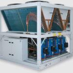 Холодильная машина Dunham-Bush воздушного охлаждения со спиральными компрессорами, серия ACDS(HP)GW