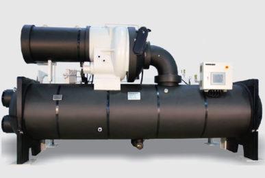 Холодильная машина водяного охлаждения с центробежным компрессором Серия DCLC