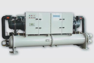 Холодильная машина Dunham-Bush водяного охлаждения с винтовыми компрессорами, серия WCFX