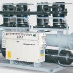 Холодильные машина Dunham-Bush водяного охлаждения со спиральными компрессорами Серия WCS