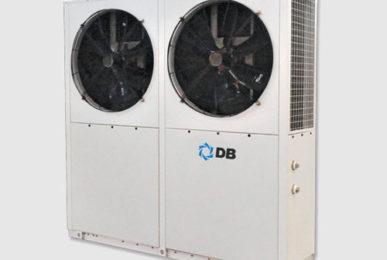 Кондиционер Dunham-Bush с водяным охлаждением, серия DCAC(HP)