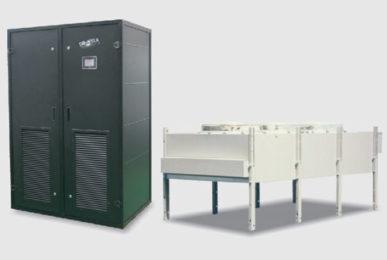 Прецизионные кондиционеры Dunham-Bush с воздушным охлаждением конденсатора, серия DB-AIRE II