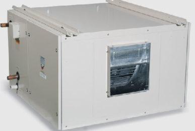 Агрегаты Dunham-Bush с горизонтальной подачей воздуха, серия CC