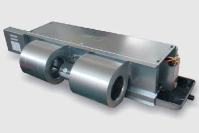 Файнкойлы Dunham-Bush c высокоэффективным электродвигателем EC, серия CR-CD