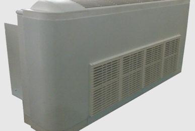Фанкойл Dunham-Bush для открытого монтажа под потолком, серия CR-CE
