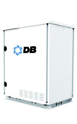 бытовых, полупромышленных систем кондиционирования (сплит- и мультизональные) Dunham-Bush