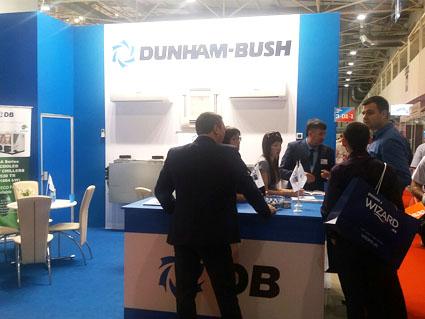 поставка оборудования Dunham-Bush