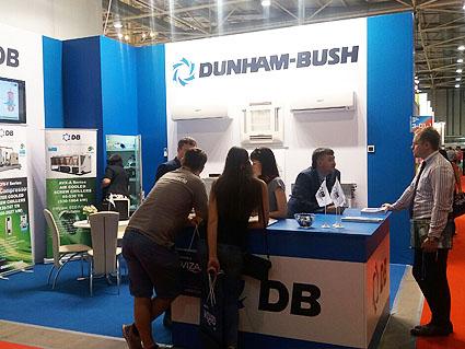 новые объекты Dunham-Bush в Украине