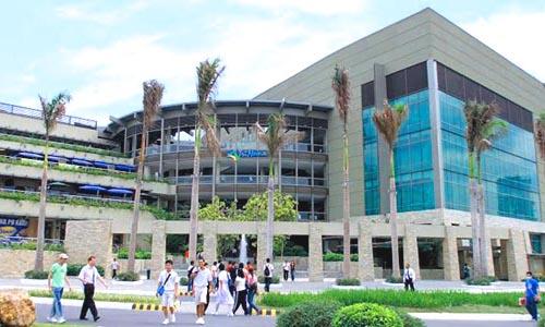 Экологичные охлаждающие системы DUNHAM-BUSH установленные в Торговом центре TriNoMa (Филиппины)