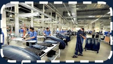 текстильная фабрика Borusan Textile City в Турции