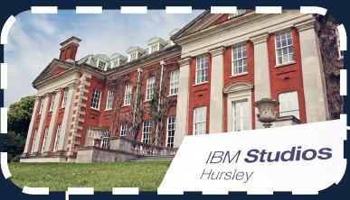 объект научно-исследовательская лаборатория IBM Hurslеy в Великобритании