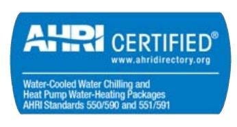 сертификат центробежного чиллера