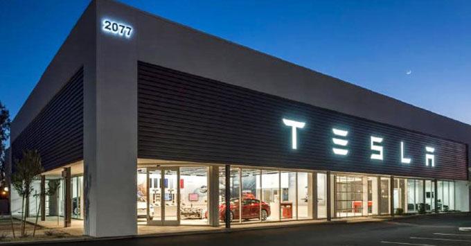 Корпорация Tesla