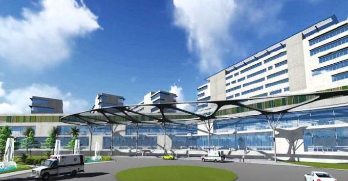 Viet-Duc-Hospital