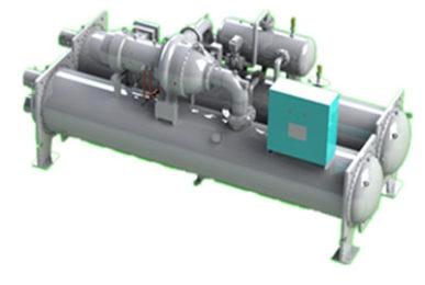 Чиллер на базе безмасляный турбокомпрессоров с магнитными подшипниками Dunham-Bush